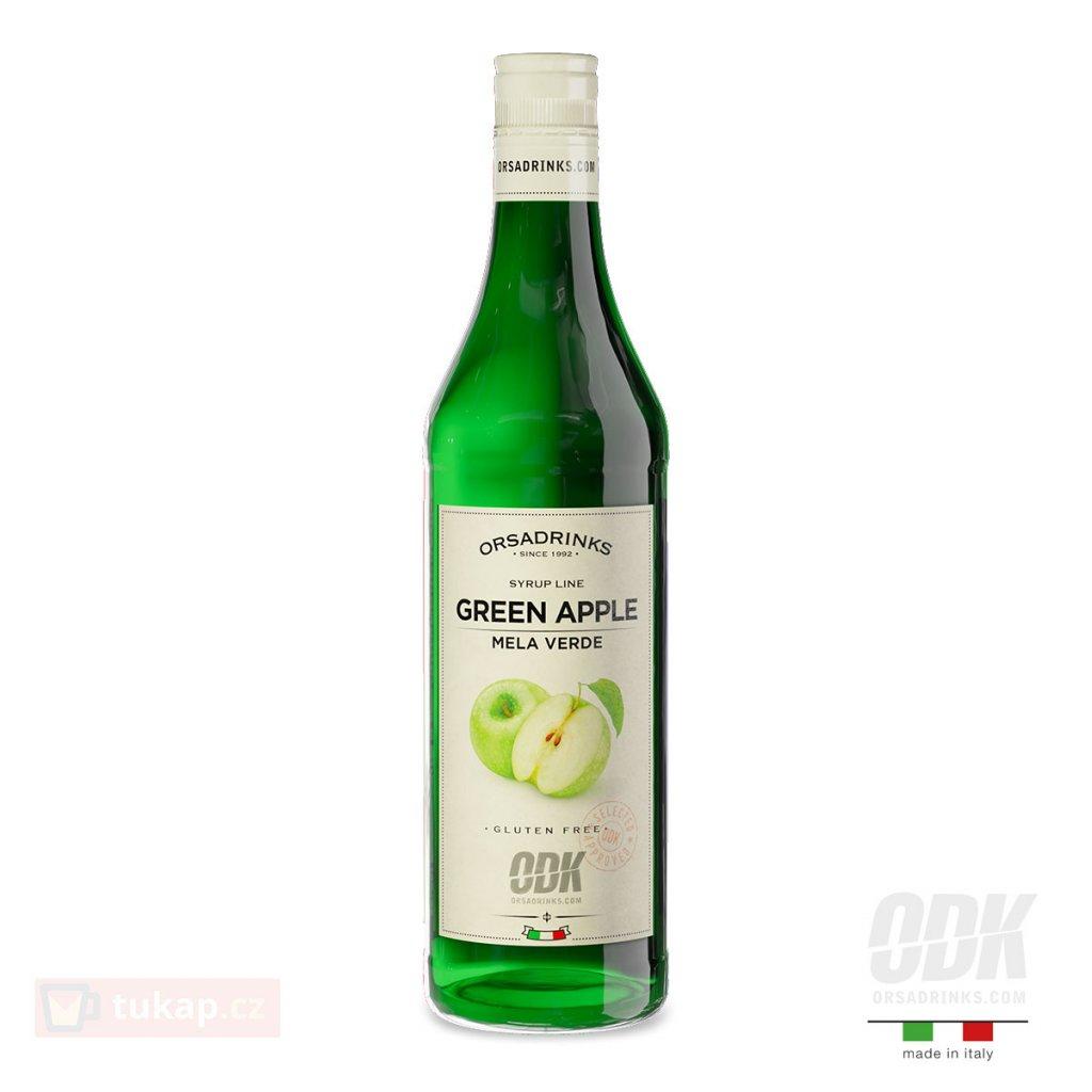 ODK zelene jablko sirup