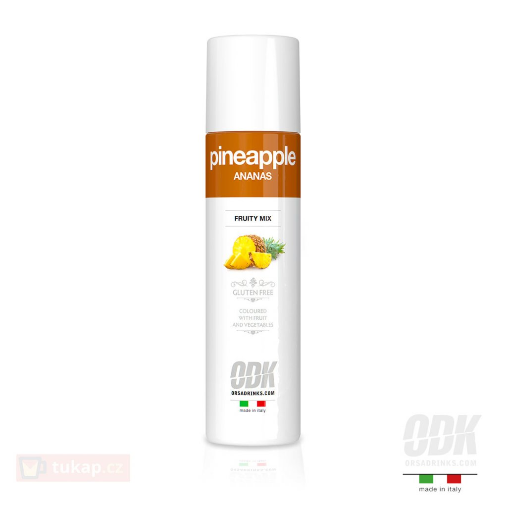 odk fruitymix pineapple ananas pyre