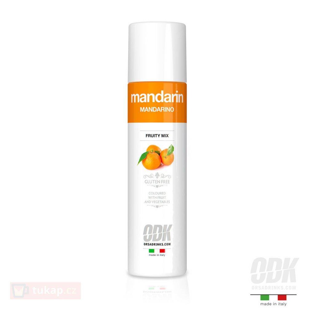 odk fruitymix mandarin mandarino mandarinka pyre
