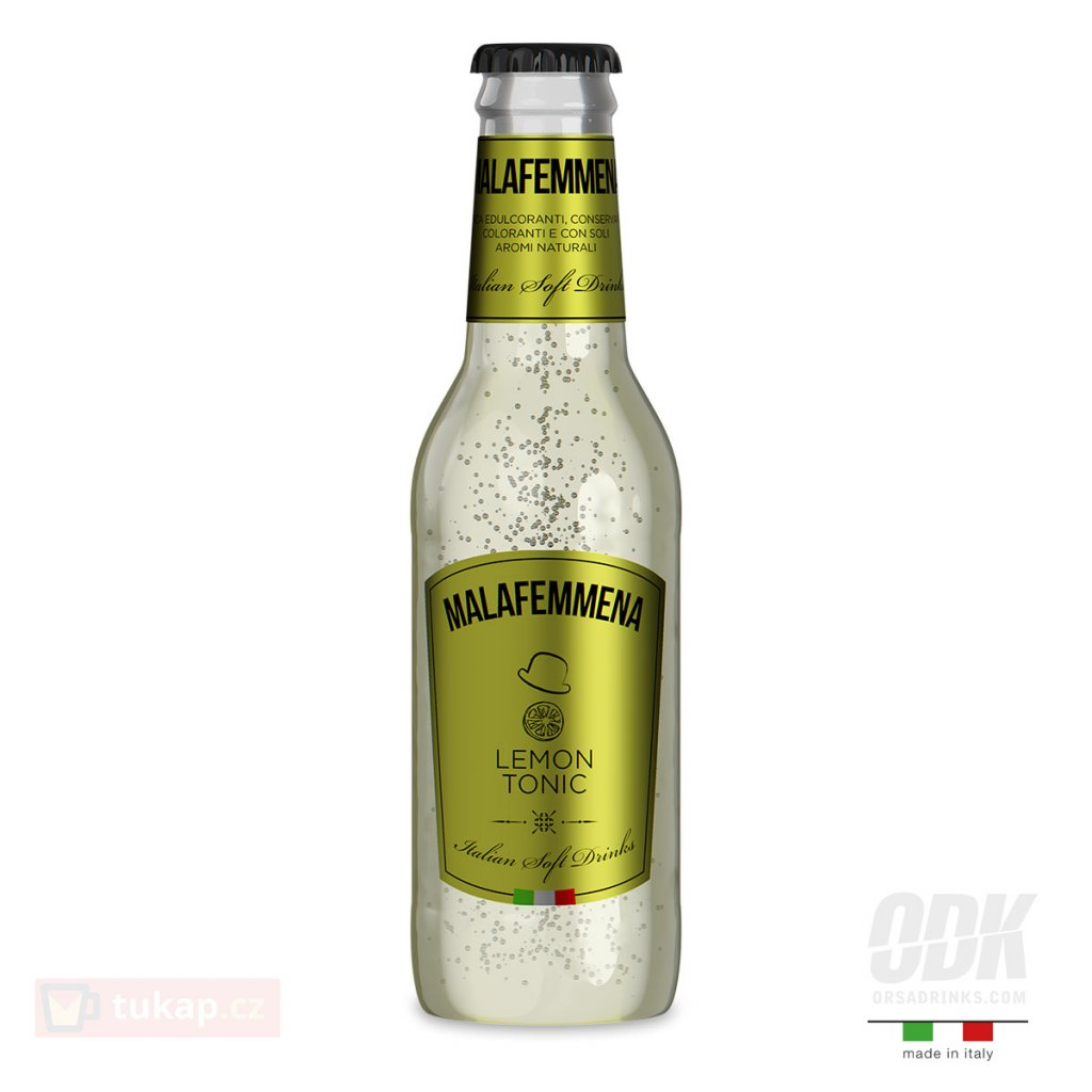 malafemmena tonic lemon 200ml
