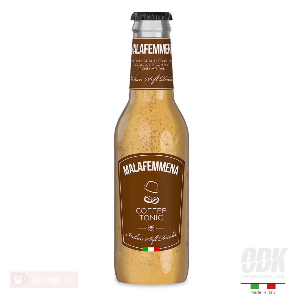malafemmena tonic coffee 200ml