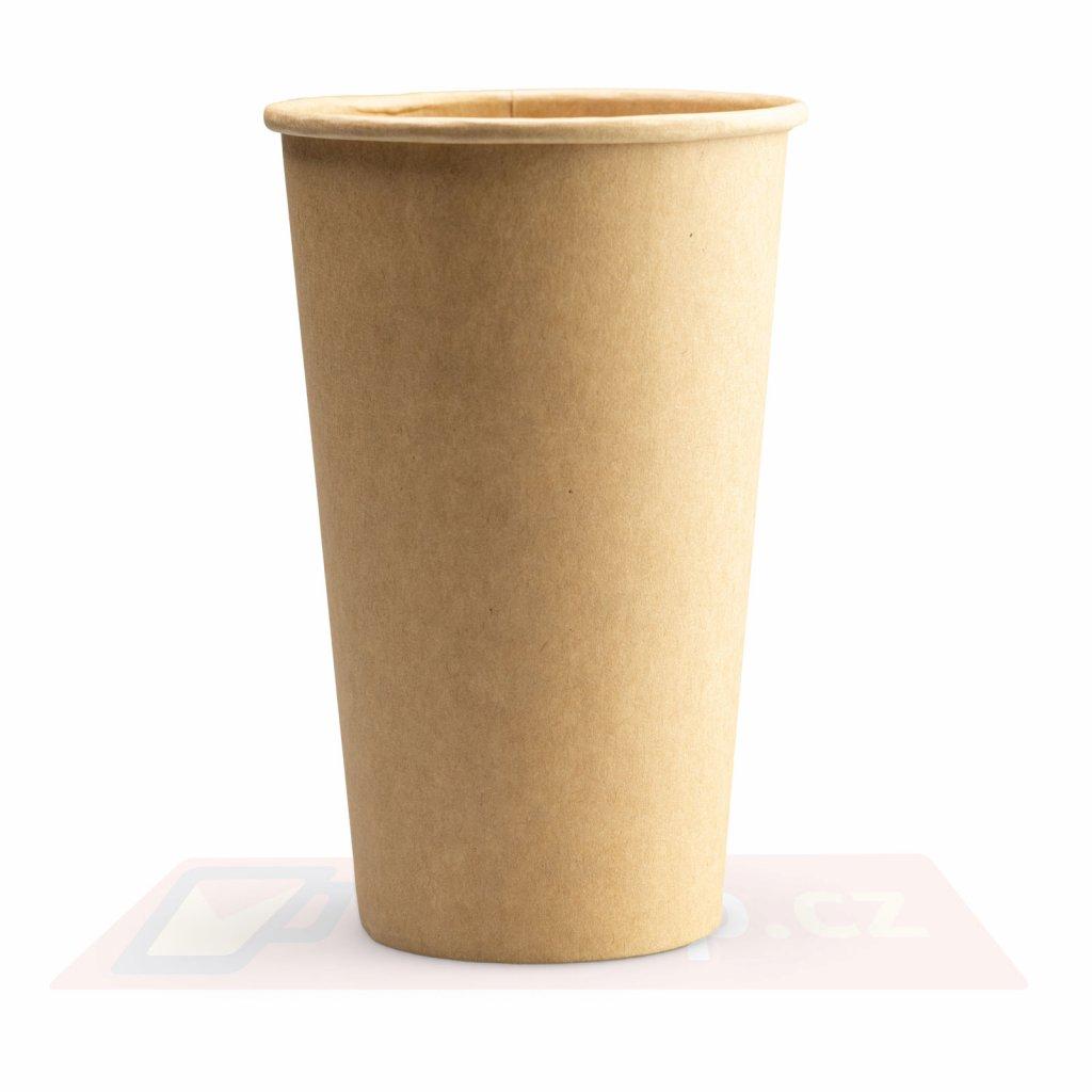 kelimek na kavu hnedy 400ml