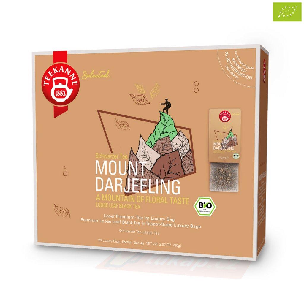 Teekanne Luxry Bag Mount Darjeeling 4009300017707 63118