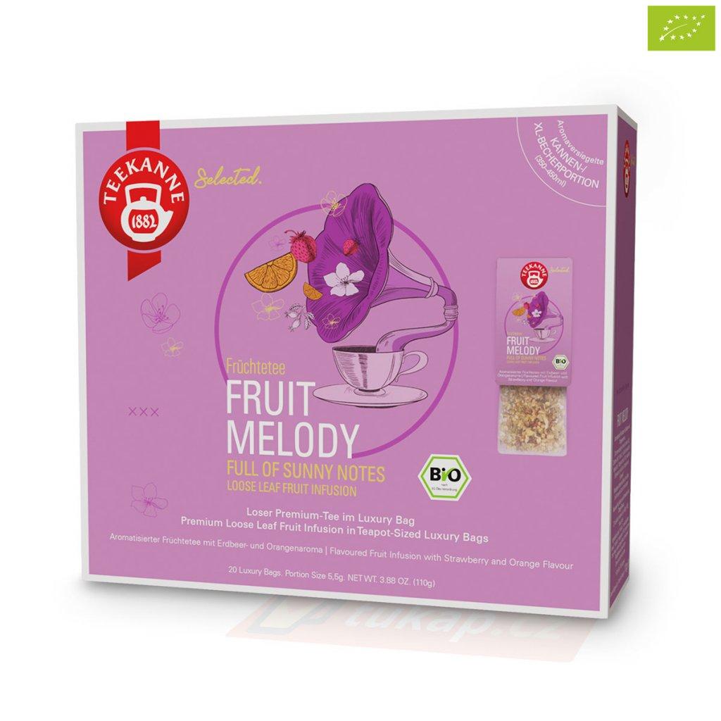 Teekanne Luxry Bag Fruit Melody 4009300017769 63124