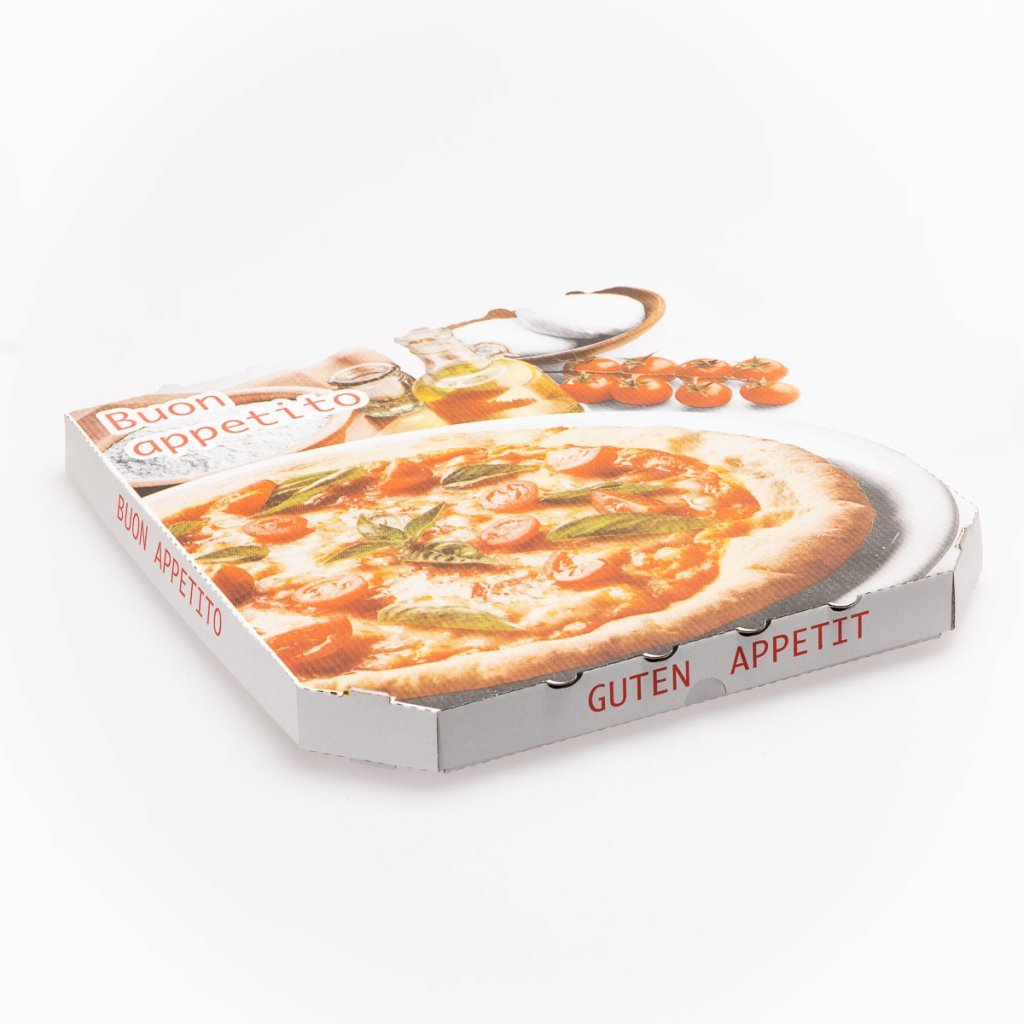 6448 krabice na pizzu standard 33x33cm