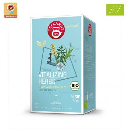 vitalizing herbs