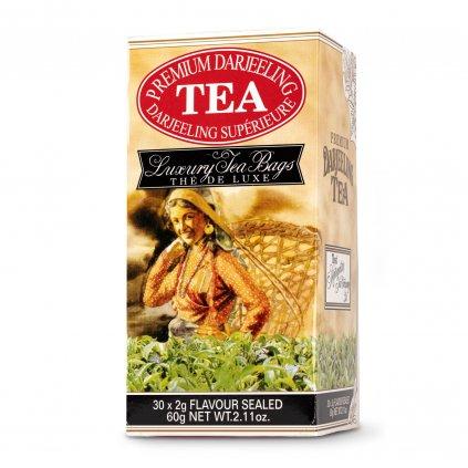 Mlesna-Darjeeling - černý čaj 30 x 2 g