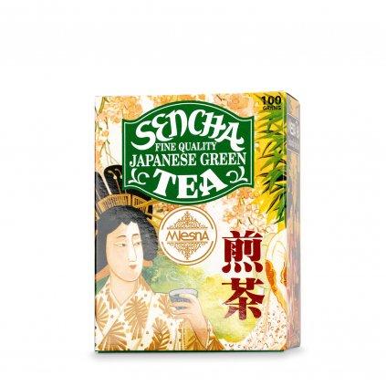 Mlesna - Sencha - zelený čaj 100 g