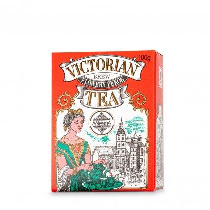Mlesna - Viktorian Blend - černý čaj 100 g