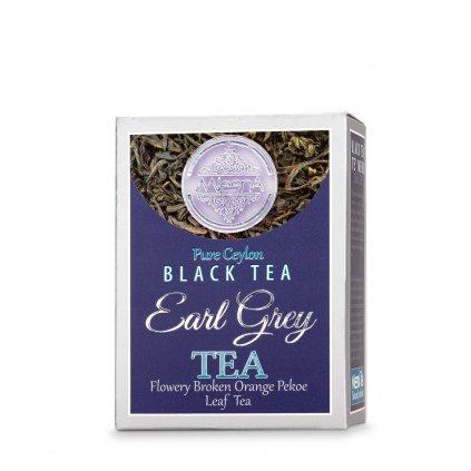 Mlesna - Earl Grey - černý čaj 100 g
