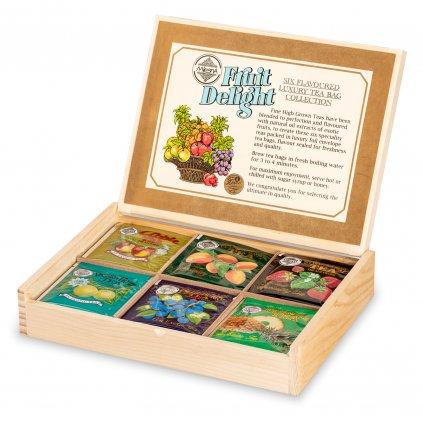 mlesna - Fruit Delight - dárková kazeta 30 x 2 g