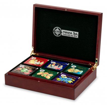 Mlesna - Connoisseurs collection - luxusní kazeta otevřená 60 x 2 g
