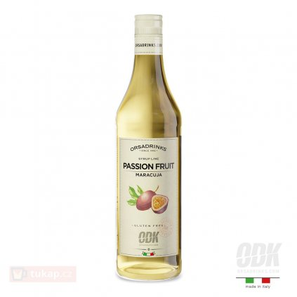 ODK passion fruit maracuja sirup