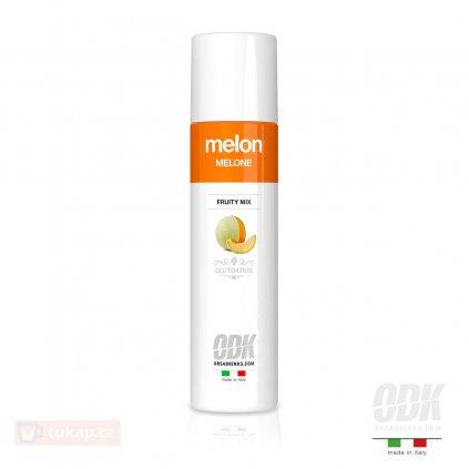 odk fruitymix melon melone meloun pyre