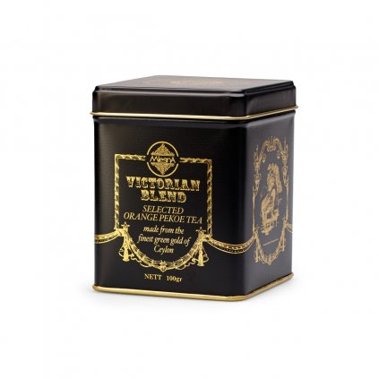 victorian blend krabicka cerna mlesna