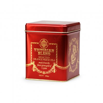 victorian blend krabicka cervena mlesna