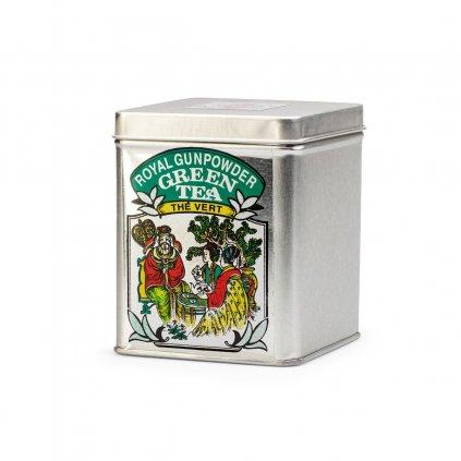 Royal Gunpowder zeleny caj mlesna