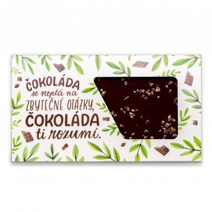 choklid cokolada se nepta nibs