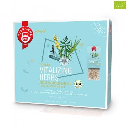 Teekanne Luxry Bag Vitalizing Herbs 4009300017783 63126