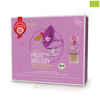 Teekanne Luxry Bag Fruit Melody 4009300017769 63124