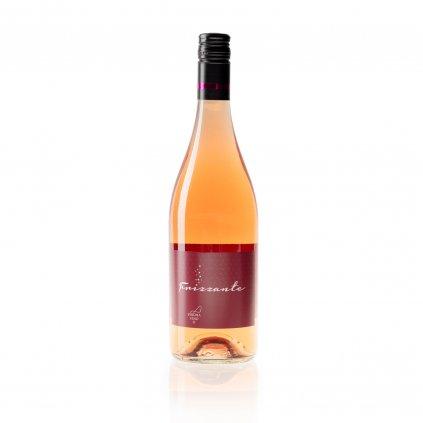 Frizzante rosé - Víno Sýkora