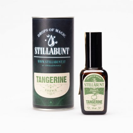 Stillabunt green tangerine essence
