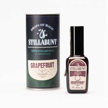 Stillabunt grapefruit essence tukap