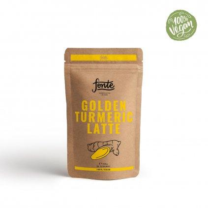 Fonte Golden Turmeric Latte kurkumove latte