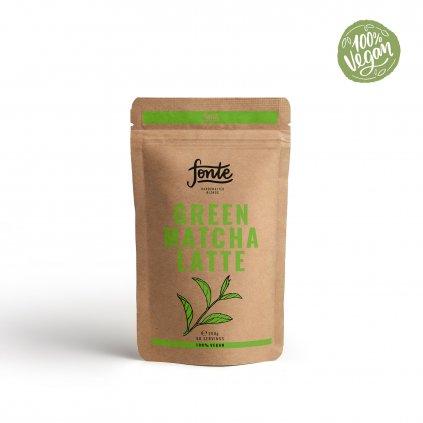 Fonte Green Matcha Latte