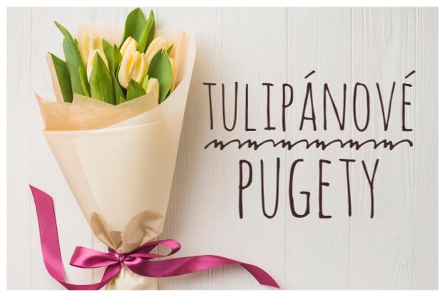 Pugety z tulipánů