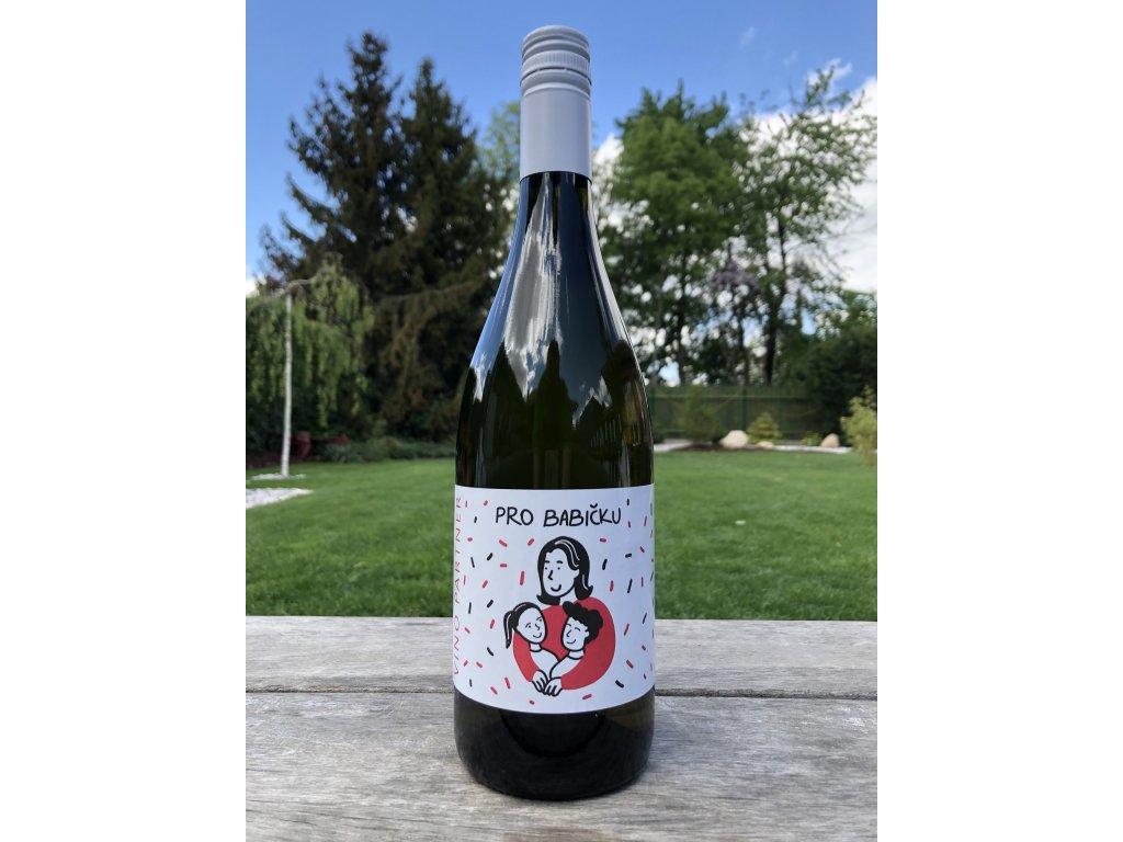 Víno pro babičku