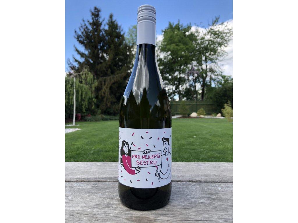 Víno pro sestru
