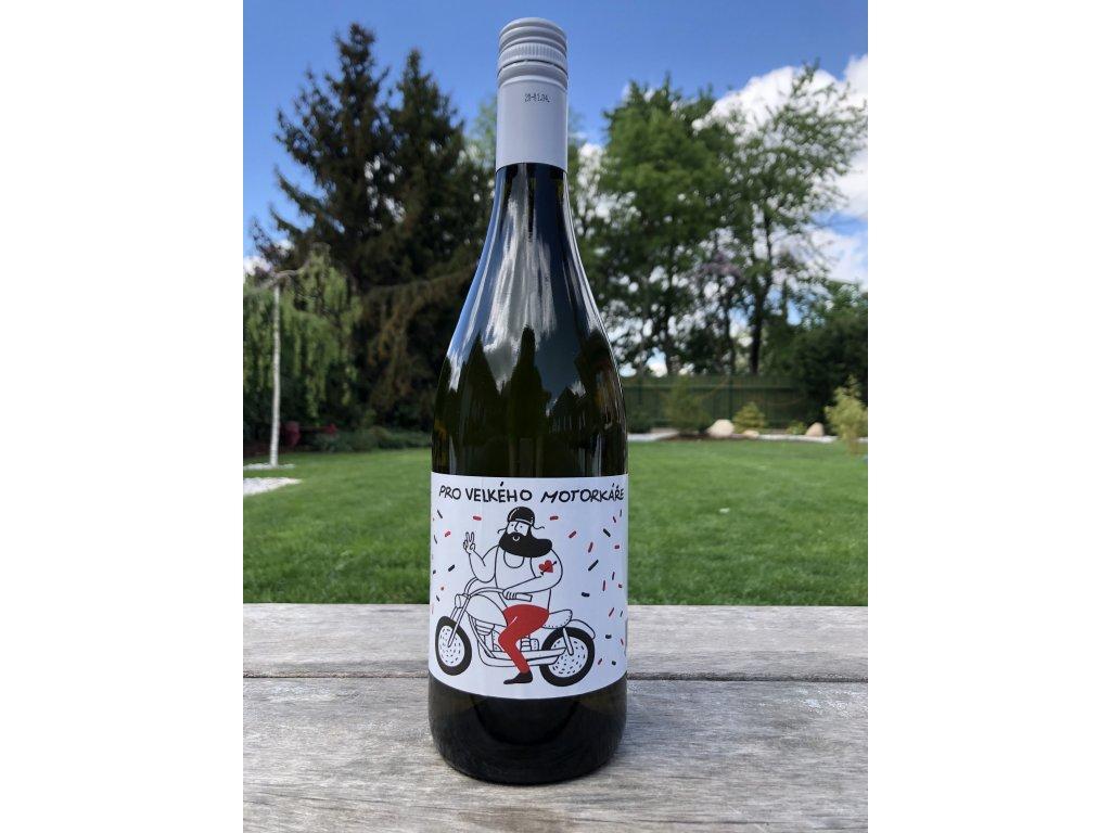 Víno pro motorkáře