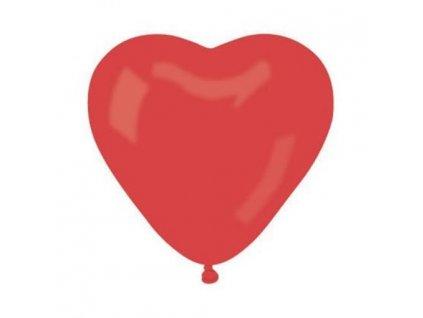 SRDCE latexový balónek