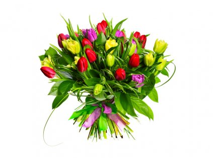 106144 bouquet flowers tulips flower buds p