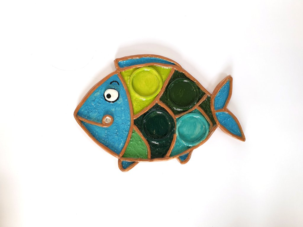 svícen ryba