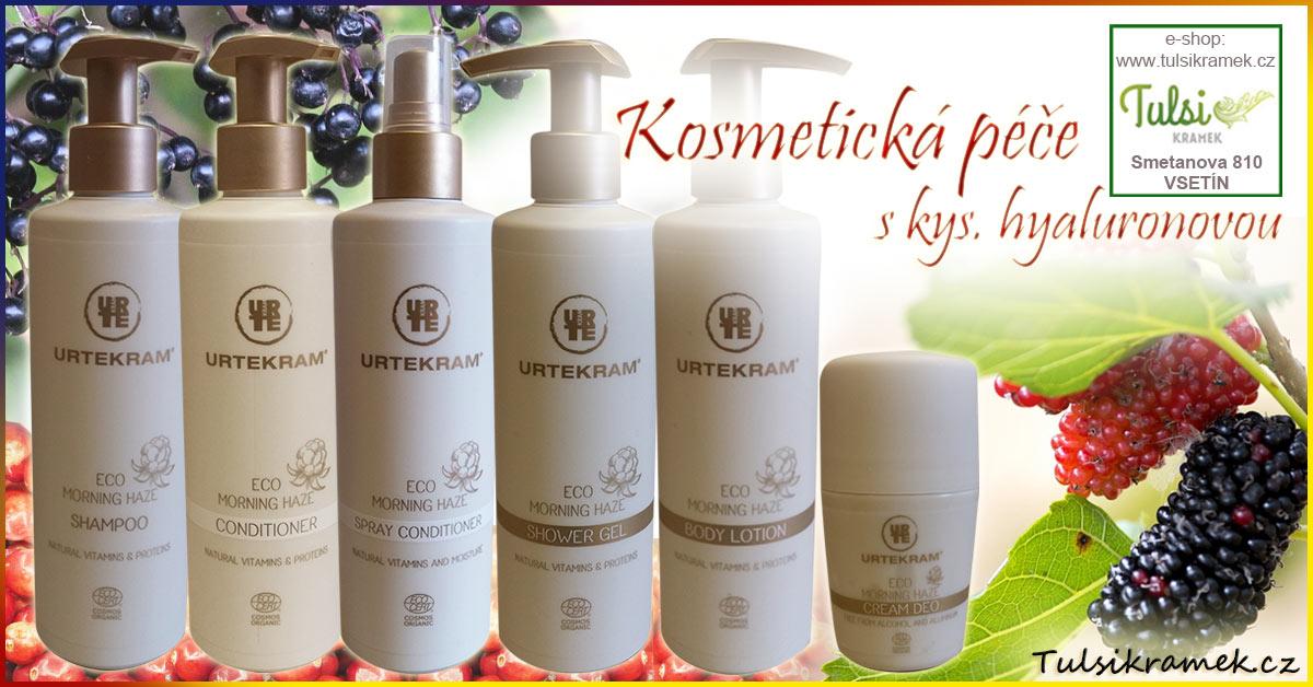 Luxusní řada přírodní kosmetiky Urtekram