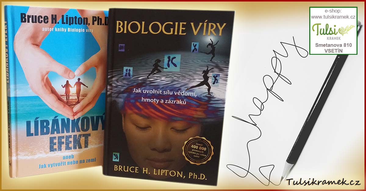 Dr. Lipton - Biologie víry a Líbánkový efekt