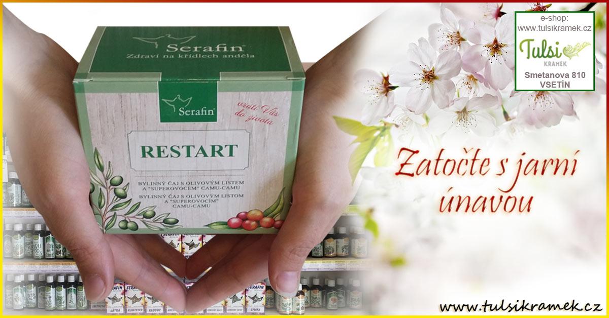 Čaj restart s vitamínem C