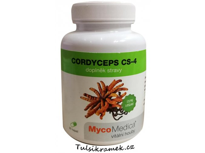 mycomedica cordyceps cs 4