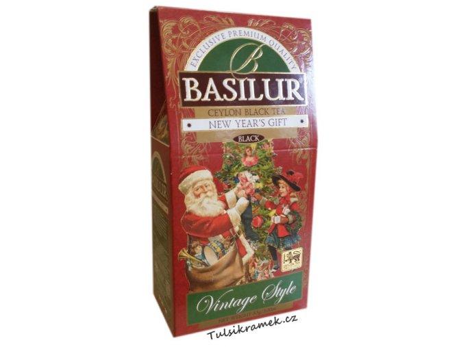 basilur vanocni caj new years gift 85 g