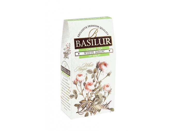 BASILUR BOUQUET WHITE MAGIC 100g