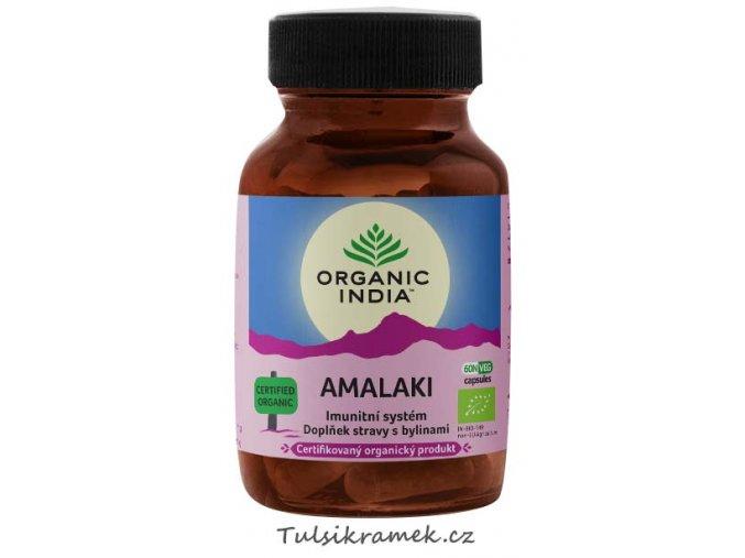 organic india amalaki kapsle