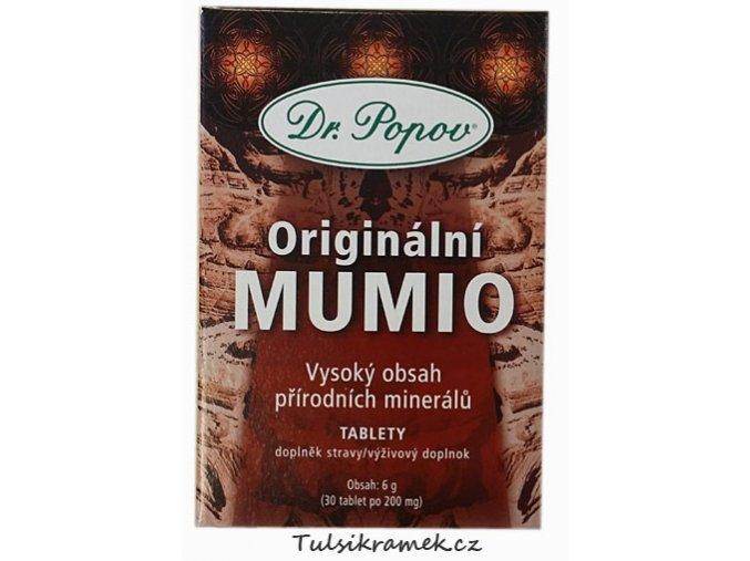 drpopov mumio tablety
