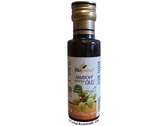 boopurus nimbovy neemový olej kosmetický