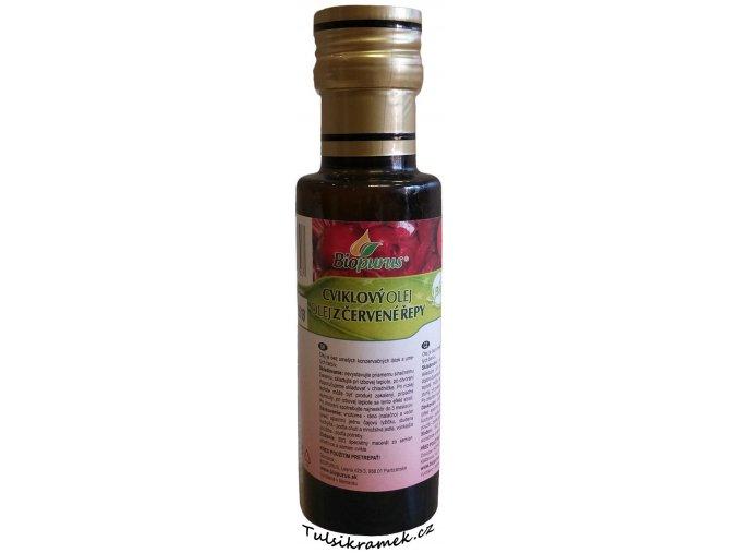 biopurus olej cervene repy macerat