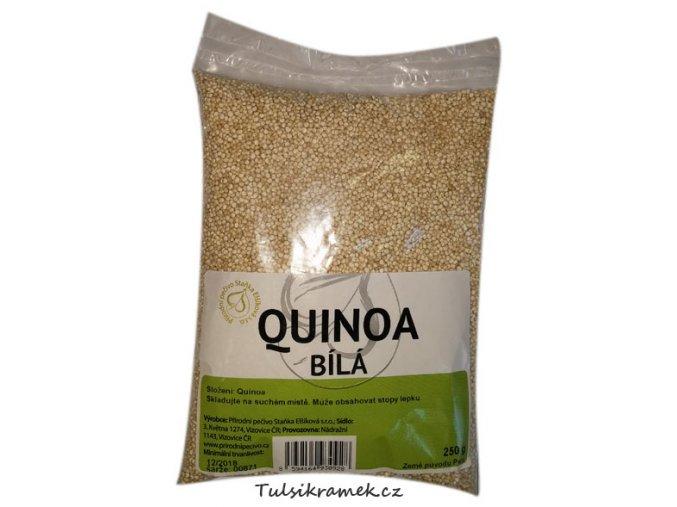 quinoa bila prirodni pecivo