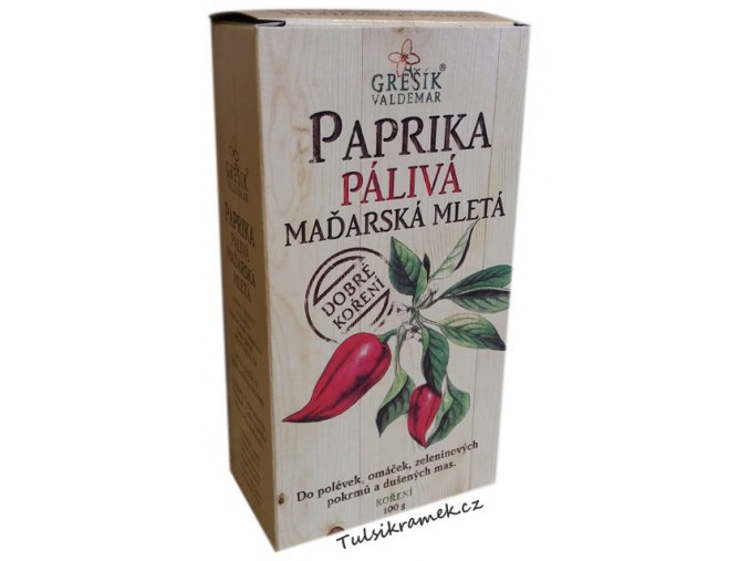 paprika paliva madarska mleta gresik
