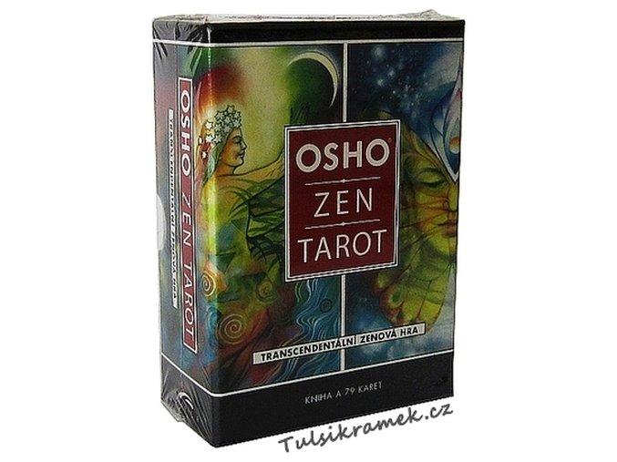 OSHO: ZEN TAROT - TRANSCEDENTÁLNÍ ZENOVÁ HRA