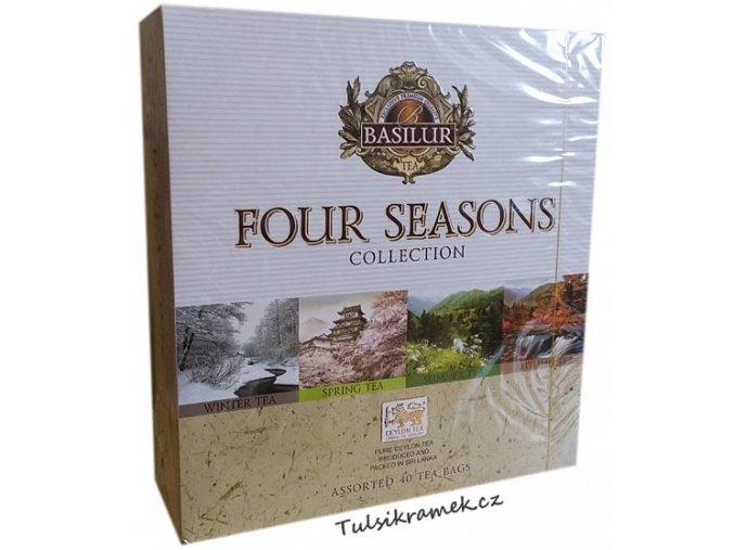 Basiur Four Seasons.kazeta